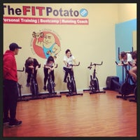 Photo taken at The Fit Potato by The Fit Potato on 11/1/2013