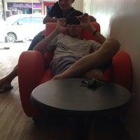 Photo taken at Lohas Tea Shop (Bubble Milk Tea) by Chëng H. on 5/17/2014