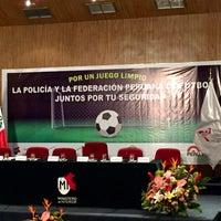 Photo taken at Federación Peruana de Futbol by Enrique d. on 2/5/2015