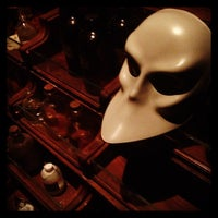 Photo taken at The McKittrick Hotel by Sushil R. on 1/12/2013