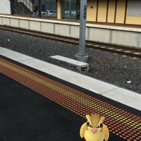 Photo taken at Ringwood Station by Meepok C. on 7/24/2016