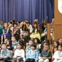 Photo taken at Mililani Mauka Elementary School by Charity B. on 5/29/2014