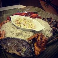 Photo taken at Blackbeard's Seafood Island by Aj M. on 11/16/2014
