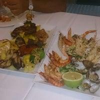 Photo taken at Restaurante Las Columnas by Javi R. on 8/30/2014