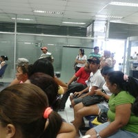 Photo taken at Banco do Brasil by Karlos A. on 3/18/2014