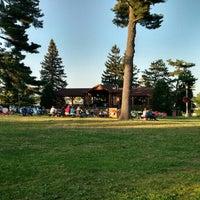Photo taken at Torpy Park by Julie M. on 7/24/2015