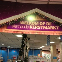 Photo taken at Albert Heijn by Eelke S. on 12/25/2012