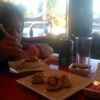 Photo taken at Ocho Sushi - Bar by Daniela V. on 11/16/2013