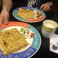 Photo taken at Creperie Cila by Stasia L. on 12/2/2013
