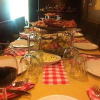Photo taken at Bar Bistrot Amici Miei by Lorenzo C. on 11/30/2012