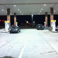 Photo taken at Shell by Manny F. on 2/15/2013