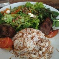Photo taken at Saj Restaurante by Bruno O. on 1/7/2013