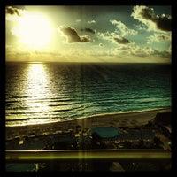 Photo taken at Live Aqua Cancún by Eduardo Q. on 12/17/2012