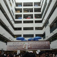 Photo taken at Jockey Club Creative Arts Centre by Lo K. on 6/16/2012