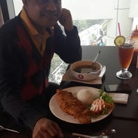 Photo taken at Solaria - Pejaten Village by Stevie S. on 7/27/2014