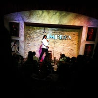 Photo taken at Improv Comedy Club by Jude C. on 10/12/2012