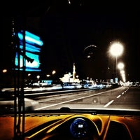 Photo taken at Abu Dhabi - Dubai Road by Aaref A. on 2/3/2014