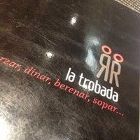 Photo taken at La Trobada by Sergi Z. on 4/30/2013