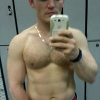 Photo taken at 24 Hour Fitness by Vitaliy M. on 4/26/2013