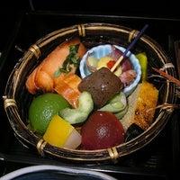 Photo taken at Kiyadon Sushi by Arie on 2/8/2014