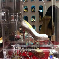 Photo taken at Christian Louboutin by Arie on 5/23/2014