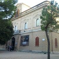 Photo taken at museo Archeologico Nazionale d'Abruzzo - Villa Frigerj by stefanopala on 10/29/2013