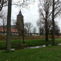 Photo taken at Marina Monnickendam by Hajer A. on 11/24/2013