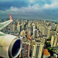 Photo taken at Sao Paulo Airport / Congonhas (CGH) by Brian B. on 10/15/2013