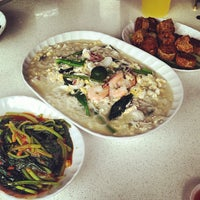 Photo taken at You Huak Restaurant (Sembawang White Beehoon 三巴旺白米粉) by Candice A. on 5/18/2013