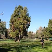 Photo taken at Los Feliz Municipal Golf Course by Raquel V. on 1/19/2015