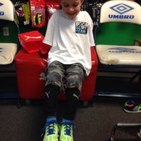 Photo taken at The Soccer Store by Crist J. on 8/6/2014