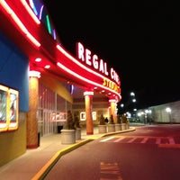Photo taken at Regal Cinemas Fox Run 15 & RPX by Jason B. on 2/3/2013
