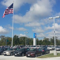 Photo taken at Loving Honda by Edward S. on 10/18/2014