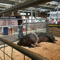 Photo taken at Swine Barn by MaryBeth S. on 8/25/2016