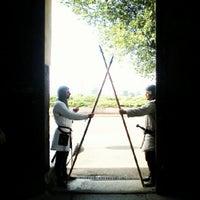 Photo taken at Abbazia di Chiaravalle by Paolo A. on 10/7/2012