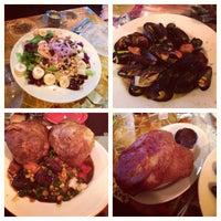 Photo taken at Judie's Restaurant by Michelle Y. on 5/28/2013