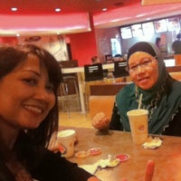 Photo taken at Burger King by Nora A. on 12/31/2012