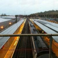 Photo taken at Luton Airport Parkway Railway Station (LTN) by Sandor K. on 5/9/2013
