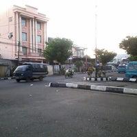 Photo taken at Stadion Klabat by Endang R. on 12/2/2013