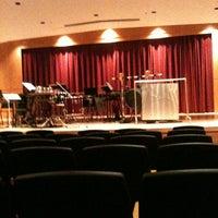 Photo taken at Imig Music - UCB by Jon H. on 10/11/2012