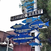 Photo taken at Pacific Wharf by Bryan H. on 8/7/2013
