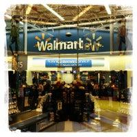 Photo taken at Walmart Supercenter by Bryan H. on 10/7/2012