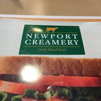 Photo taken at Newport Creamery by Jessica S. on 3/24/2016