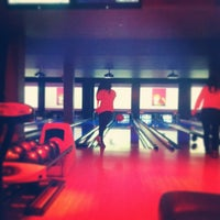 Photo taken at Lucky Strike New York by Quinton M. on 3/16/2013