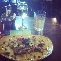 Photo taken at Bocadillo Café by Attila K. on 2/15/2013