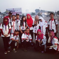 Photo taken at Bumi Marinir Cilandak, Jln.Cilandak KKO by Ahmad S. on 9/21/2014