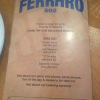 Photo taken at Ferraro by John C. on 12/4/2013
