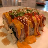 Photo taken at Sushi Toni by Adam M. on 11/23/2016