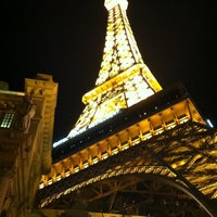 Photo taken at Eiffel Tower by Paul G. on 1/21/2013