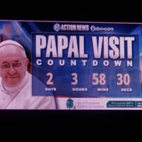 Photo taken at 6ABC (WPVI-TV) by Paul G. on 9/24/2015